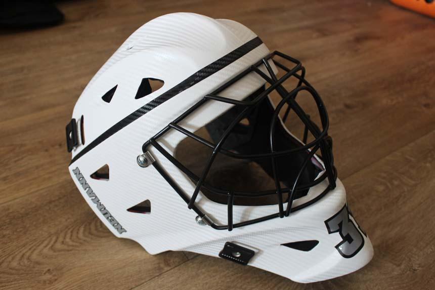Helm Designverklebung 2 Hohn Werbetechnik